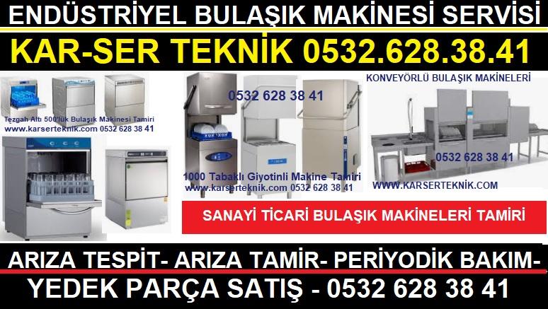 Endüstriyel Bulaşık Makinesi Teknik Servisi